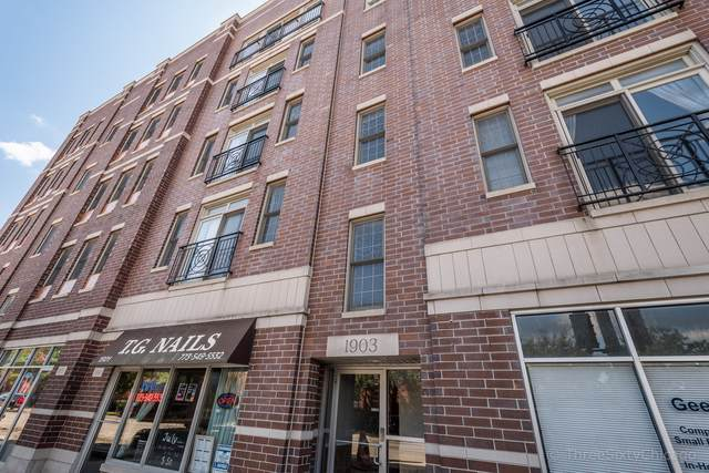 1903 W Diversey Parkway #501, Chicago, IL 60614 (MLS #10517940) :: Property Consultants Realty