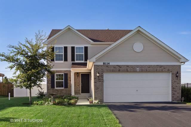 8114 Wood River Street, Joliet, IL 60431 (MLS #10517942) :: Property Consultants Realty