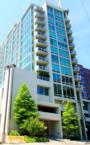1570 Elmwood Avenue #907, Evanston, IL 60201 (MLS #10517992) :: Baz Realty Network | Keller Williams Elite