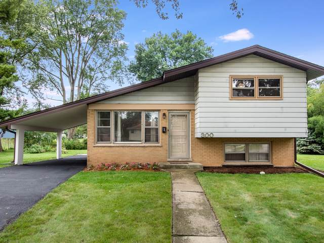 300 S Howard Avenue, Roselle, IL 60172 (MLS #10518106) :: Baz Realty Network | Keller Williams Elite