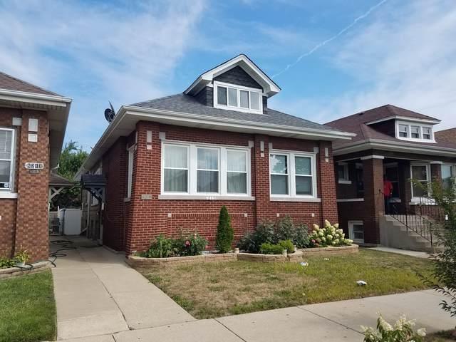 6215 S California Avenue, Chicago, IL 60629 (MLS #10518152) :: The Perotti Group   Compass Real Estate
