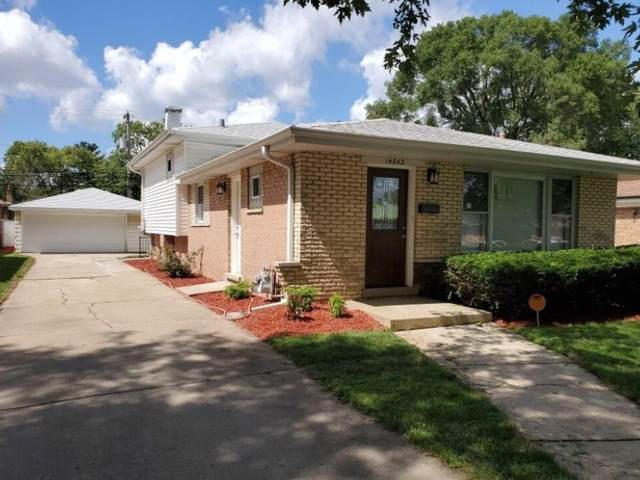 14342 Dante Avenue, Dolton, IL 60419 (MLS #10518231) :: Baz Realty Network | Keller Williams Elite