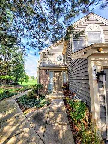 1553 Aberdeen Court #1553, Naperville, IL 60564 (MLS #10518237) :: Property Consultants Realty