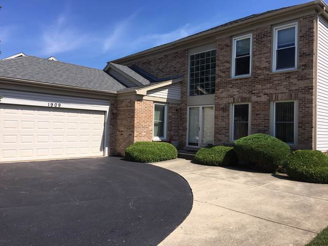 1909 Ivy Way, Glenview, IL 60026 (MLS #10518271) :: Berkshire Hathaway HomeServices Snyder Real Estate