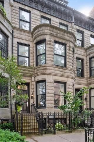 69 E Cedar Street E, Chicago, IL 60611 (MLS #10518292) :: Property Consultants Realty