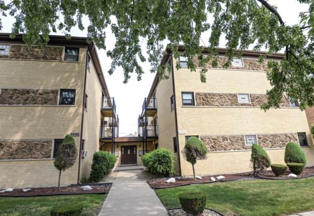 2435 N 77th Court 1E, Elmwood Park, IL 60707 (MLS #10518337) :: The Mattz Mega Group