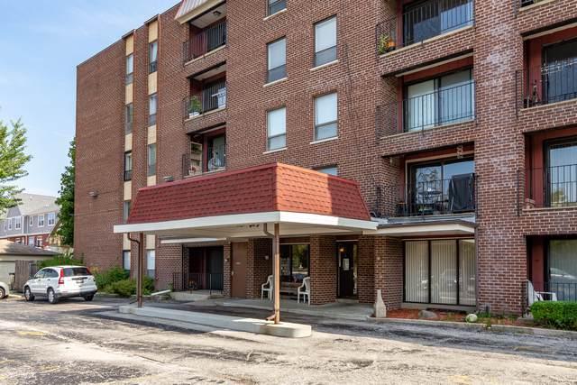 6330 Lincoln Avenue 4L, Morton Grove, IL 60053 (MLS #10518358) :: Helen Oliveri Real Estate
