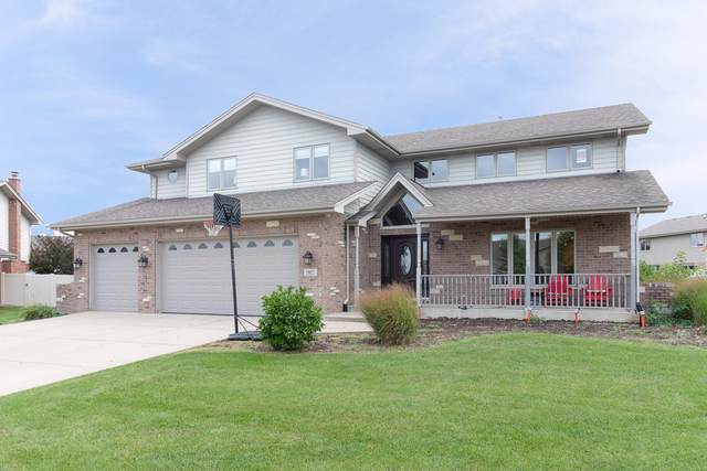 19827 Tulla Court, Tinley Park, IL 60487 (MLS #10518403) :: Property Consultants Realty