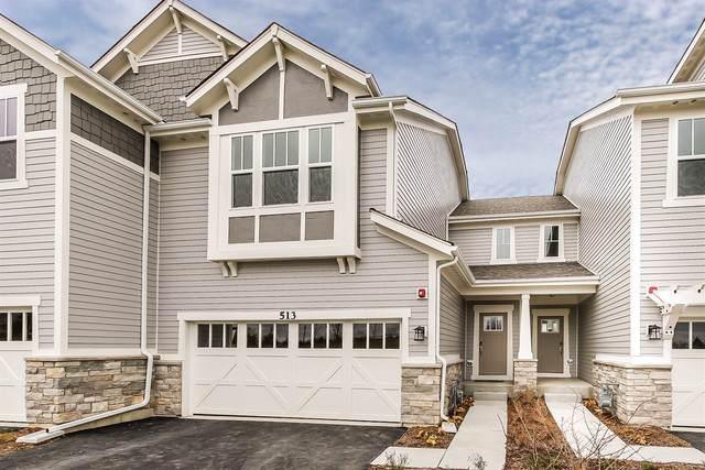 513 Peterson Lot #9.02 Court, Barrington, IL 60010 (MLS #10518432) :: Angela Walker Homes Real Estate Group