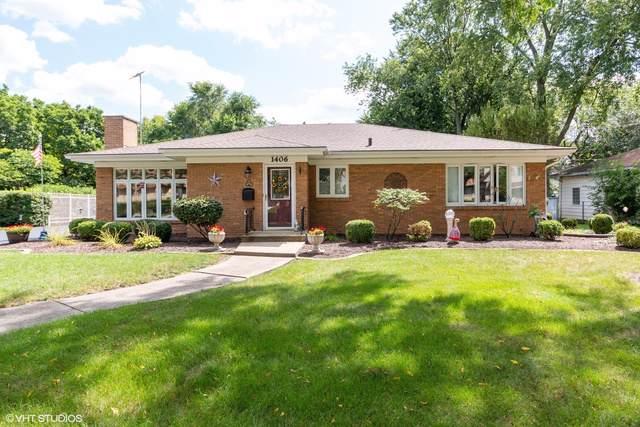 1406 Mayfield Avenue, Joliet, IL 60435 (MLS #10518450) :: Property Consultants Realty