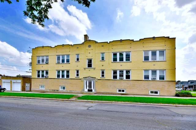6251 W George Street, Chicago, IL 60634 (MLS #10518456) :: Ryan Dallas Real Estate