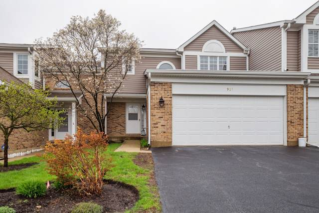901 N Cove Drive 901C, Palatine, IL 60067 (MLS #10518514) :: The Spaniak Team