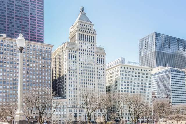 310 S Michigan Avenue #1401, Chicago, IL 60604 (MLS #10518516) :: Baz Realty Network | Keller Williams Elite