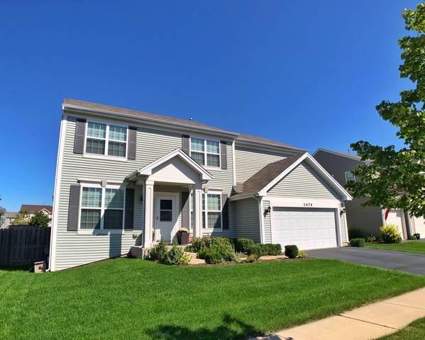 1474 Baroque Avenue, Volo, IL 60073 (MLS #10518528) :: Property Consultants Realty