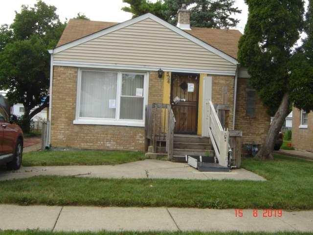 524 48th Avenue, Bellwood, IL 60104 (MLS #10518617) :: Baz Realty Network | Keller Williams Elite