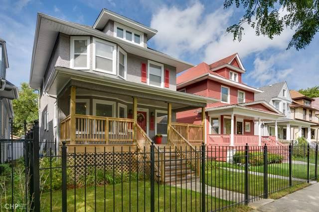 840 N Lorel Avenue, Chicago, IL 60651 (MLS #10518640) :: Touchstone Group