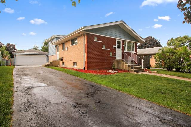14444 Keeler Avenue, Midlothian, IL 60445 (MLS #10518681) :: The Perotti Group | Compass Real Estate