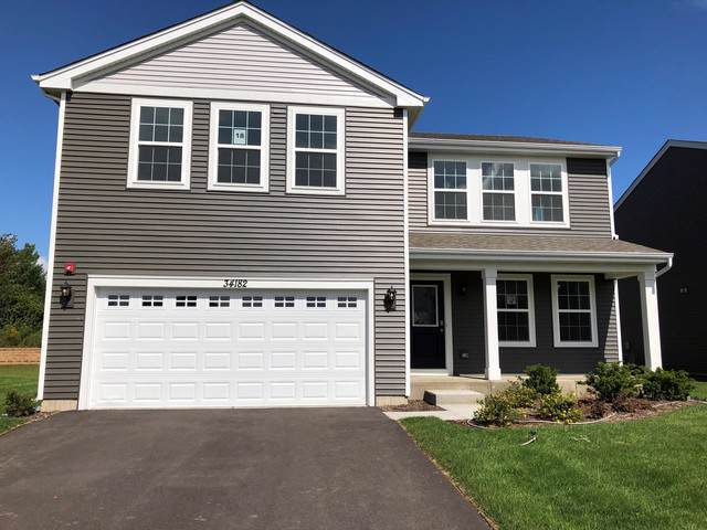 34182 N Jenna Lane, Gurnee, IL 60031 (MLS #10518712) :: The Perotti Group | Compass Real Estate