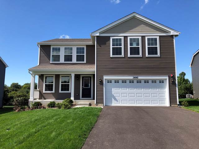 17118 N Jenna Lane, Gurnee, IL 60031 (MLS #10518714) :: The Perotti Group | Compass Real Estate