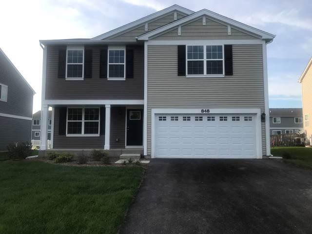 848 Sterling Heights Drive, Antioch, IL 60002 (MLS #10518731) :: Baz Realty Network | Keller Williams Elite