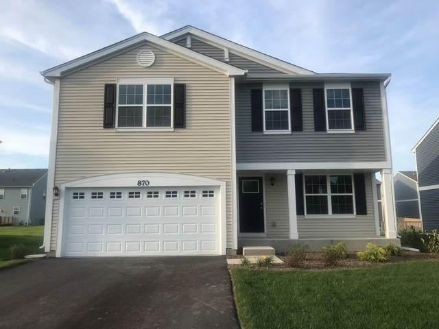 870 Sterling Heights Drive, Antioch, IL 60002 (MLS #10518734) :: Baz Realty Network | Keller Williams Elite