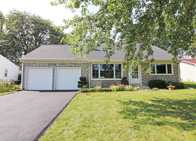 845 Penny Lane, Buffalo Grove, IL 60089 (MLS #10518753) :: Berkshire Hathaway HomeServices Snyder Real Estate