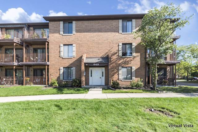 649 N Briar Hill Lane #6, Addison, IL 60101 (MLS #10518778) :: Littlefield Group