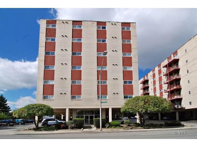 1037 Des Plaines Avenue #202, Forest Park, IL 60130 (MLS #10518803) :: The Spaniak Team