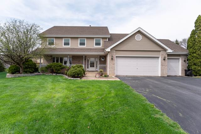 1609 Valley Ridge Court, Naperville, IL 60565 (MLS #10518849) :: Ani Real Estate