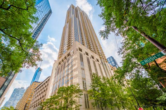 55 E Erie Street #1906, Chicago, IL 60611 (MLS #10518887) :: Ani Real Estate