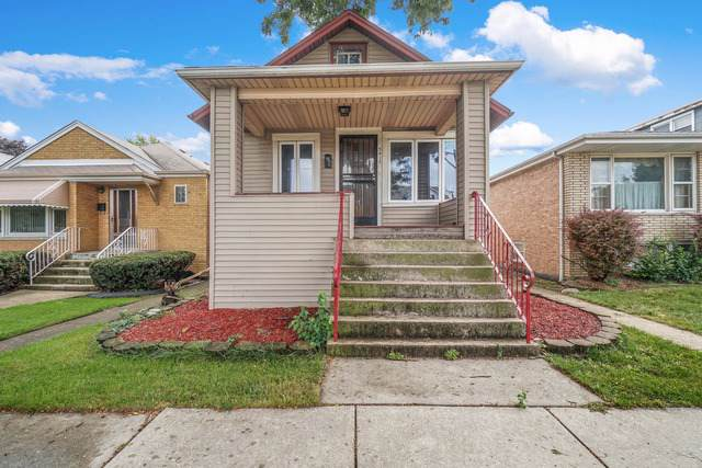 5415 S Nordica Avenue, Chicago, IL 60638 (MLS #10518891) :: Ani Real Estate