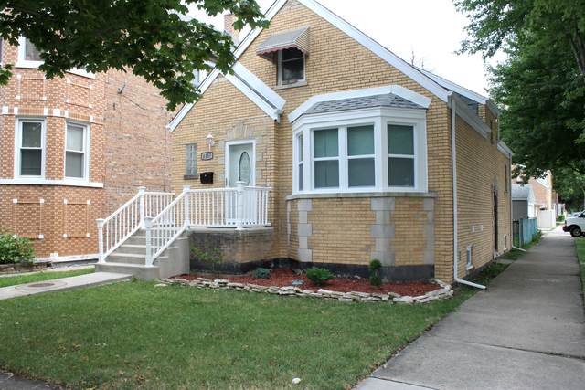 6157 S Keeler Avenue, Chicago, IL 60629 (MLS #10518933) :: Touchstone Group