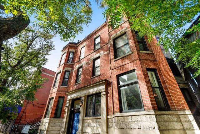 730 W Aldine Avenue #2, Chicago, IL 60657 (MLS #10518956) :: Property Consultants Realty