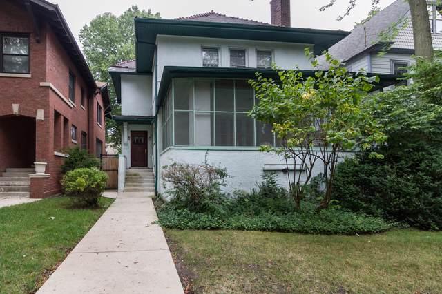 5121 S Woodlawn Avenue, Chicago, IL 60615 (MLS #10518958) :: The Mattz Mega Group