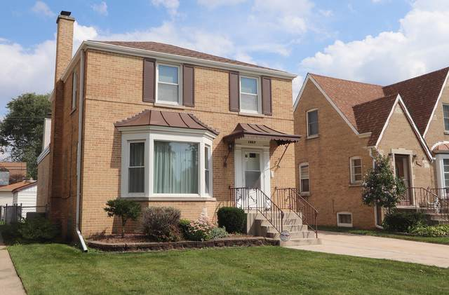 1837 N 75th Court, Elmwood Park, IL 60707 (MLS #10519009) :: The Spaniak Team