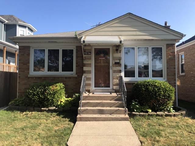 7036 W Berwyn Avenue, Chicago, IL 60656 (MLS #10519098) :: Touchstone Group