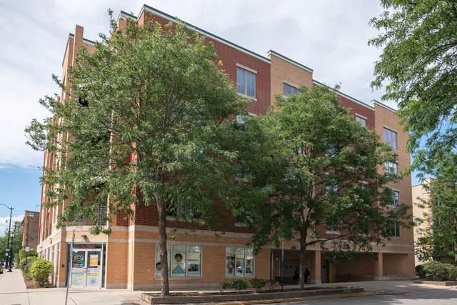 8000 Kilpatrick Avenue 3B, Skokie, IL 60076 (MLS #10519099) :: Lewke Partners