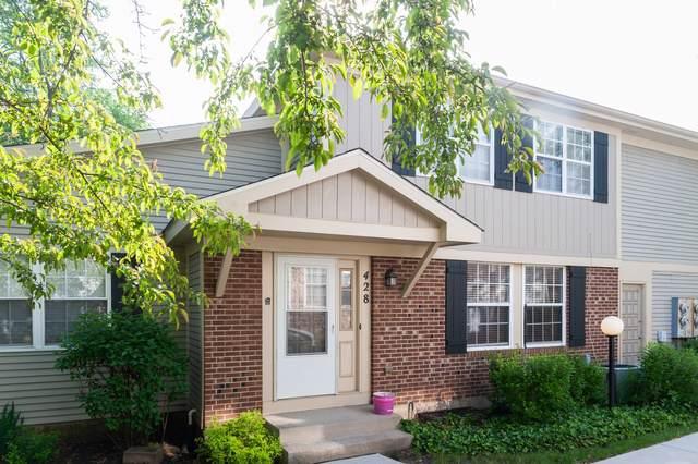 428 Muirwood Court #428, Vernon Hills, IL 60061 (MLS #10519178) :: Helen Oliveri Real Estate