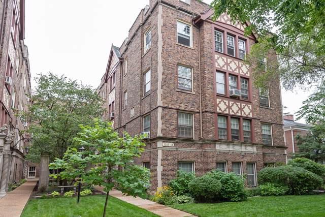 1219 Hull Terrace 3B, Evanston, IL 60202 (MLS #10519228) :: BNRealty