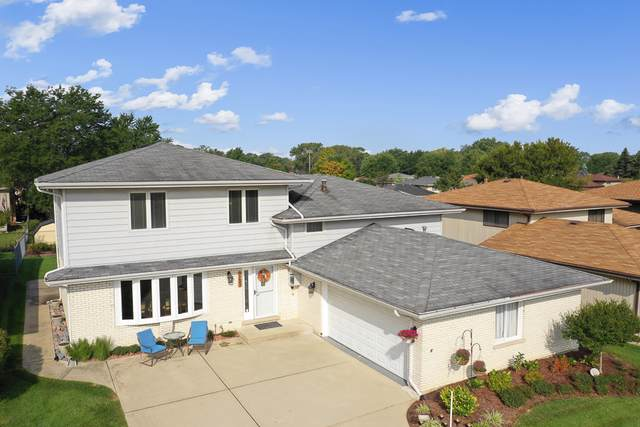 15642 Lockwood Avenue, Oak Forest, IL 60452 (MLS #10519389) :: Century 21 Affiliated