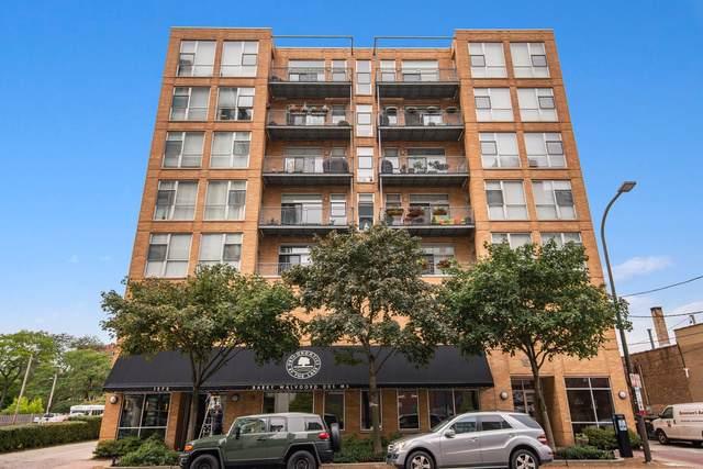 1572 Maple Avenue #704, Evanston, IL 60201 (MLS #10519394) :: BNRealty