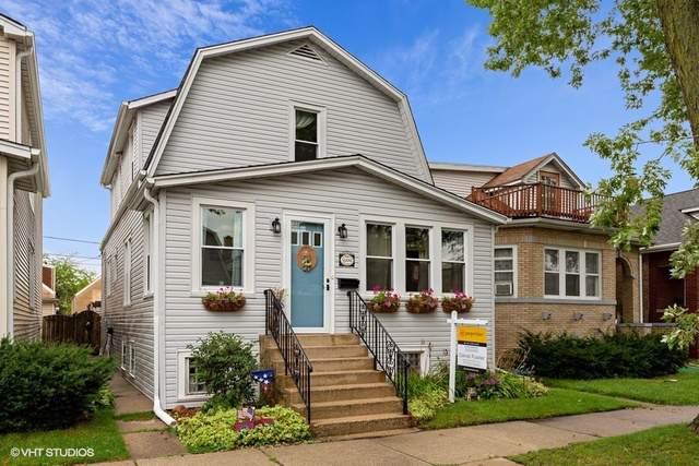 6354 W Hermione Street, Chicago, IL 60646 (MLS #10519409) :: Touchstone Group
