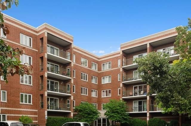 5225 N Riversedge Terrace #212, Chicago, IL 60630 (MLS #10519452) :: Baz Realty Network | Keller Williams Elite