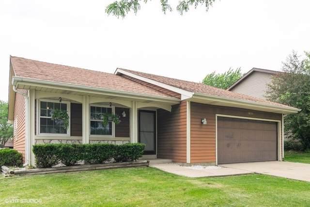 1440 Brookside Drive, Hoffman Estates, IL 60169 (MLS #10519537) :: Ani Real Estate