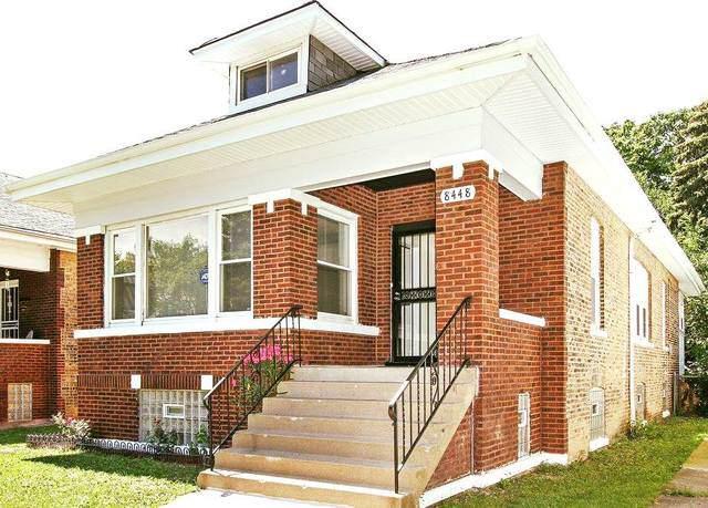 8448 S Morgan Street, Chicago, IL 60620 (MLS #10519543) :: John Lyons Real Estate