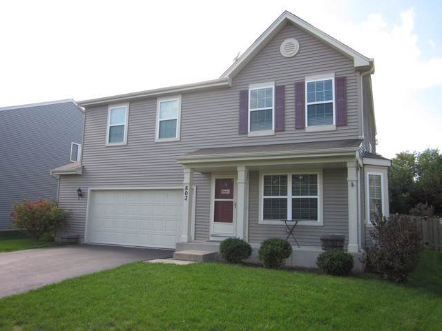 803 Glen Cove Lane, Pingree Grove, IL 60140 (MLS #10519569) :: Berkshire Hathaway HomeServices Snyder Real Estate
