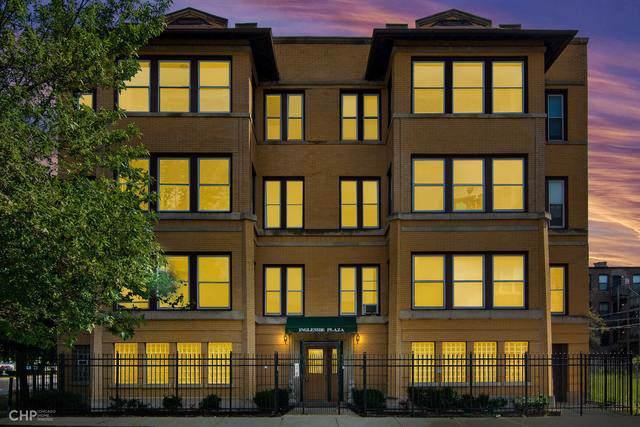 4711 S Ingleside Avenue #3, Chicago, IL 60615 (MLS #10519589) :: The Dena Furlow Team - Keller Williams Realty