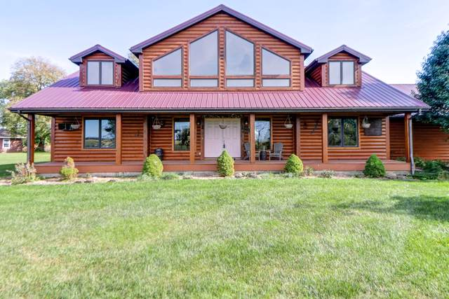 3296 Cr 500 East, Fisher, IL 61843 (MLS #10519611) :: Ryan Dallas Real Estate