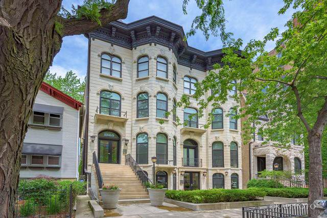 1528 Monroe Street #100, Chicago, IL 60607 (MLS #10519625) :: The Perotti Group | Compass Real Estate