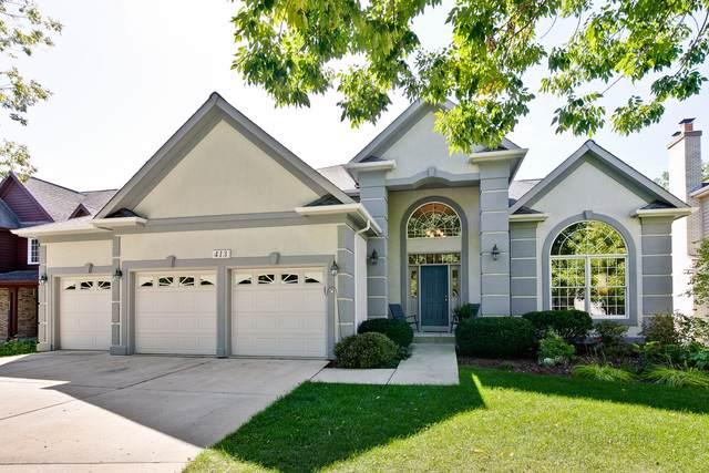 413 River Grove Lane, Vernon Hills, IL 60061 (MLS #10519630) :: Helen Oliveri Real Estate